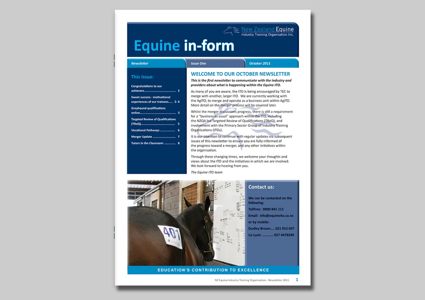 Inform magazine