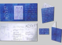 Wedding Stationery Sharon & Tony