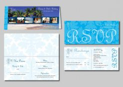 Wedding Stationery Wendy & Dirk