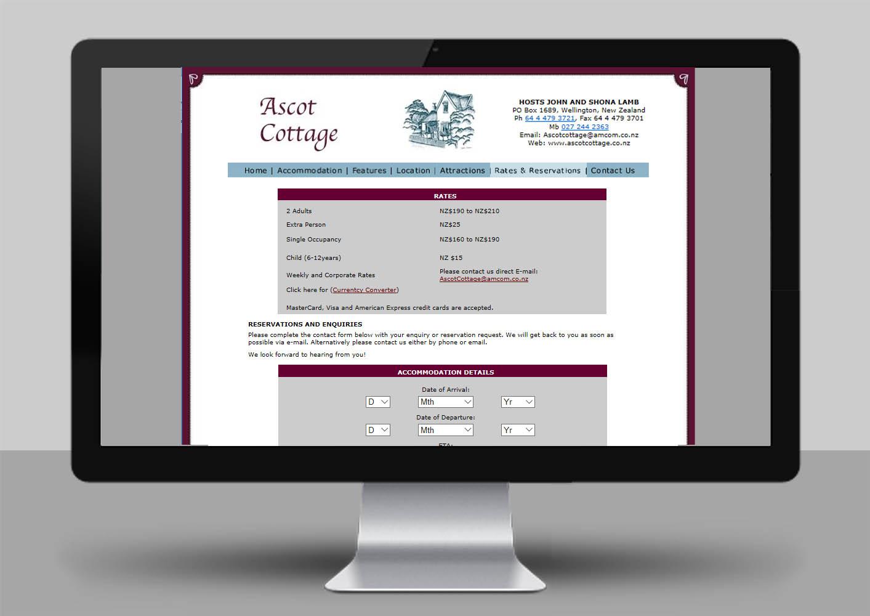 Ascot rates