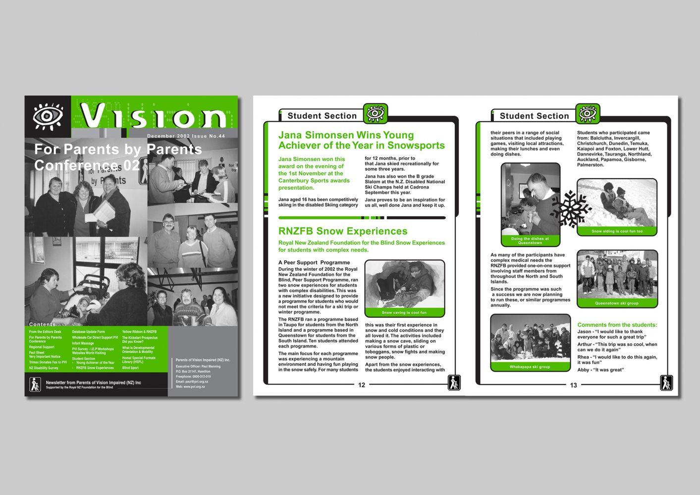 PVINZ Vision Magazine