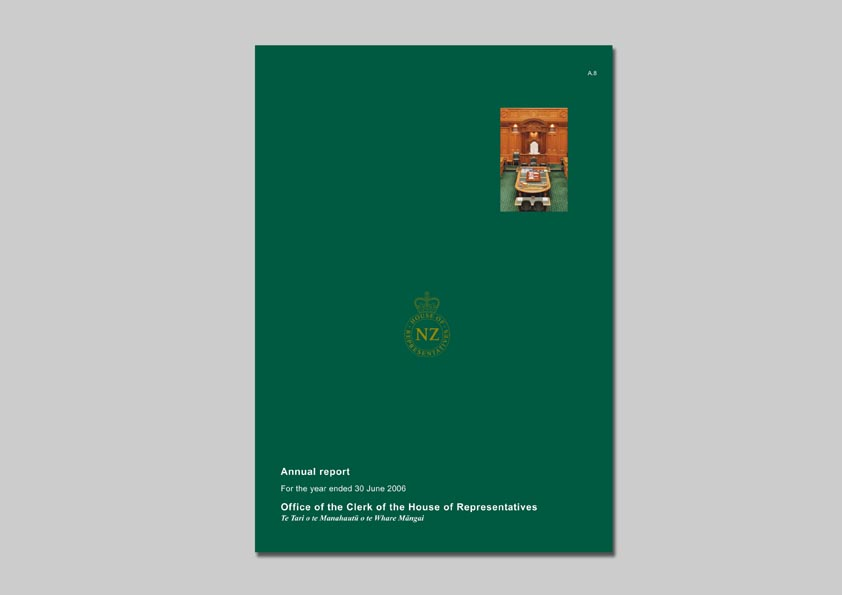 OOC Annual Report Cover