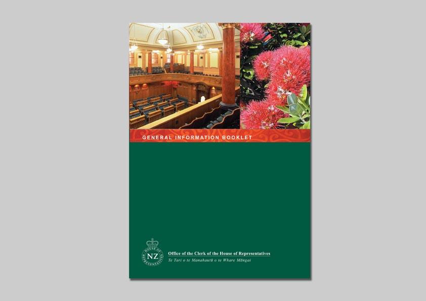 OOC Gen Info Cover