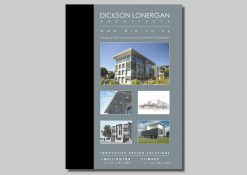 Dickson Lonergan Architects Brochure