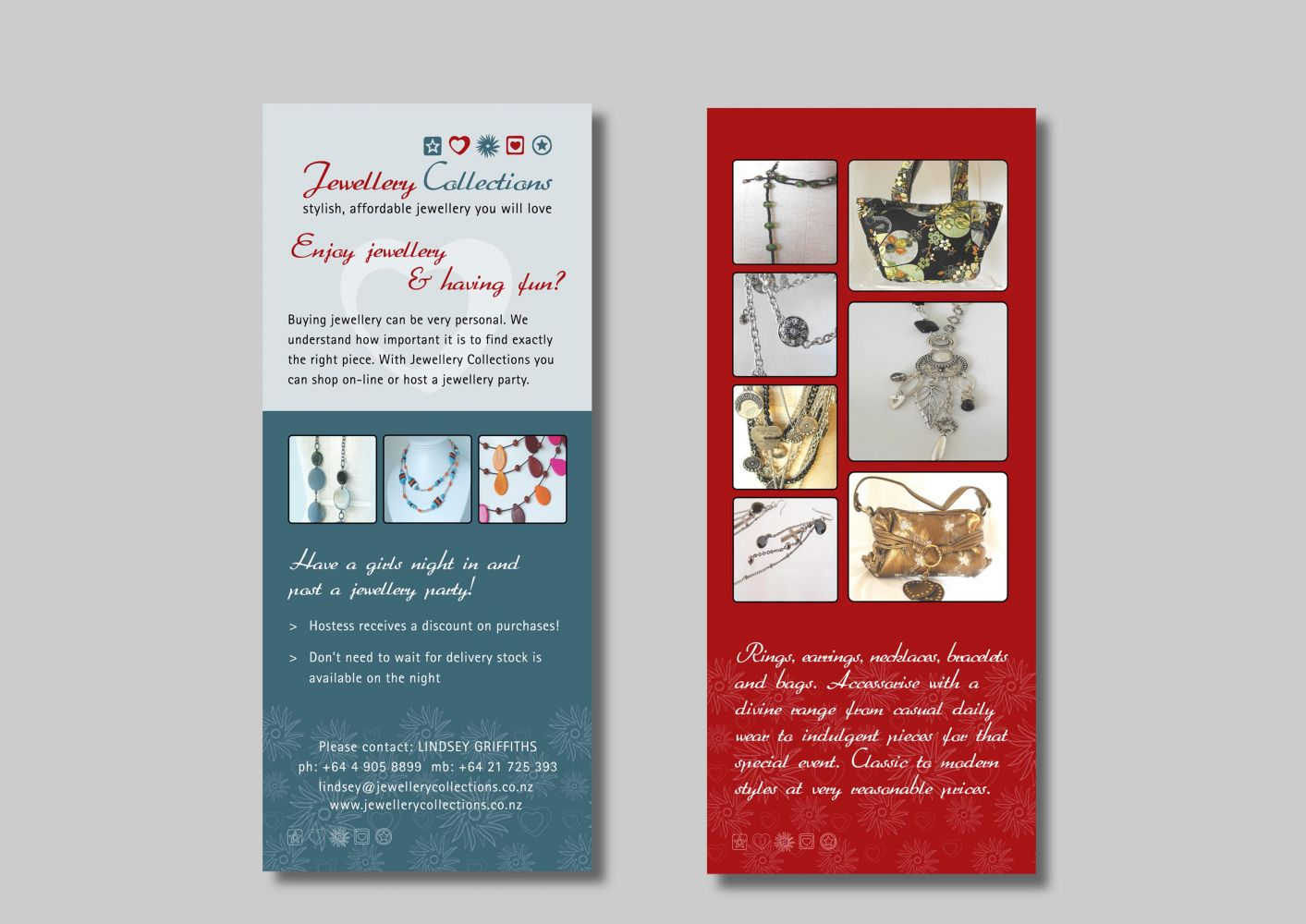 Jewellery Collections Brochure