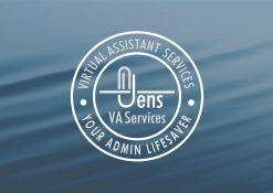 Jens VA Services Logo